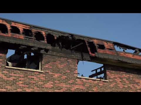 Fatal Bensenville apartment fire