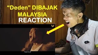 "Gambar cover Denden Gonjalez - She's Gone (Official Music Video) - Dibajak Malaysia - ""REACTION"""