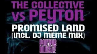 The Collective vs Peyton - Promised Land (Dj Meme Purple Club mix)