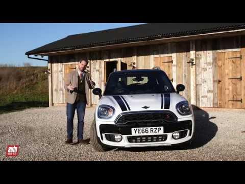 2017 Mini Countryman 2 Essai Video Mini Or Not Mini Avis