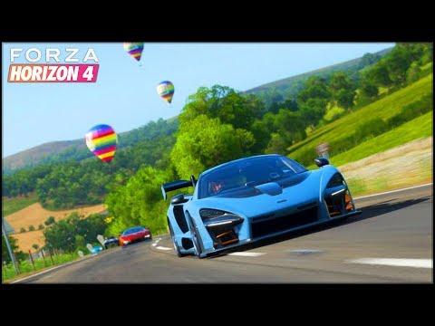 Manevra cu masina sa BOMBA!   Forza Horizon 4