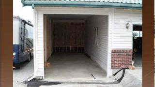 Attached Garage Addition To The Existing Carport.