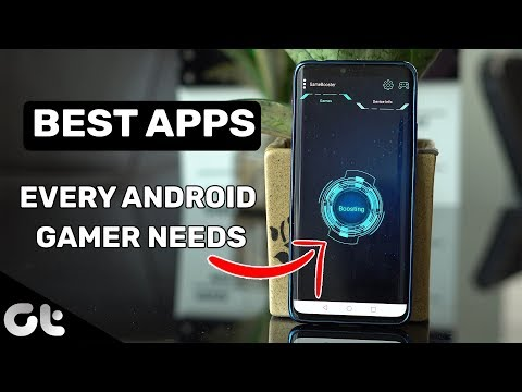 Top 7 MUST HAVE Android Apps For Every Gamer | Do You Have All? | GT Gaming