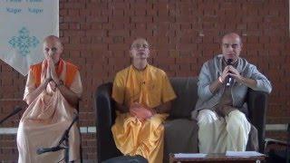 Закрытие ретрита Святого имени с Е.С. Бхакти Вигьяной Госвами - 08.05.2016 - Часть 29