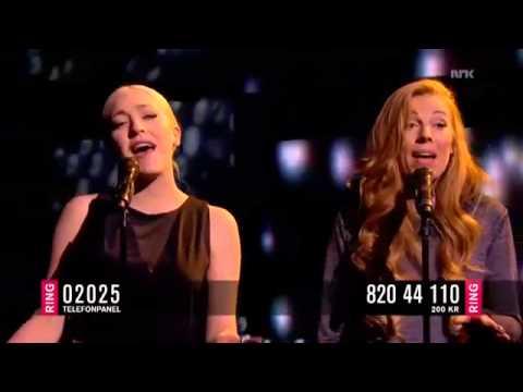 Margaret Berger & Gabrielle - Help Me Lose My Mind