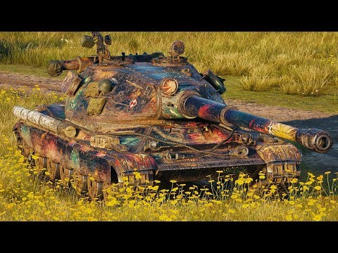 World of Tanks 60TP Lewandowskiego - 5 Kills 10,9K Damage thumbnail