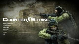 "COUNTER STRIKE SOURCE - ""GAMEPLAY PT-BR"""