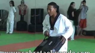 Entrenamiento de Resistencia a la fuerza rapida en Taekwondo