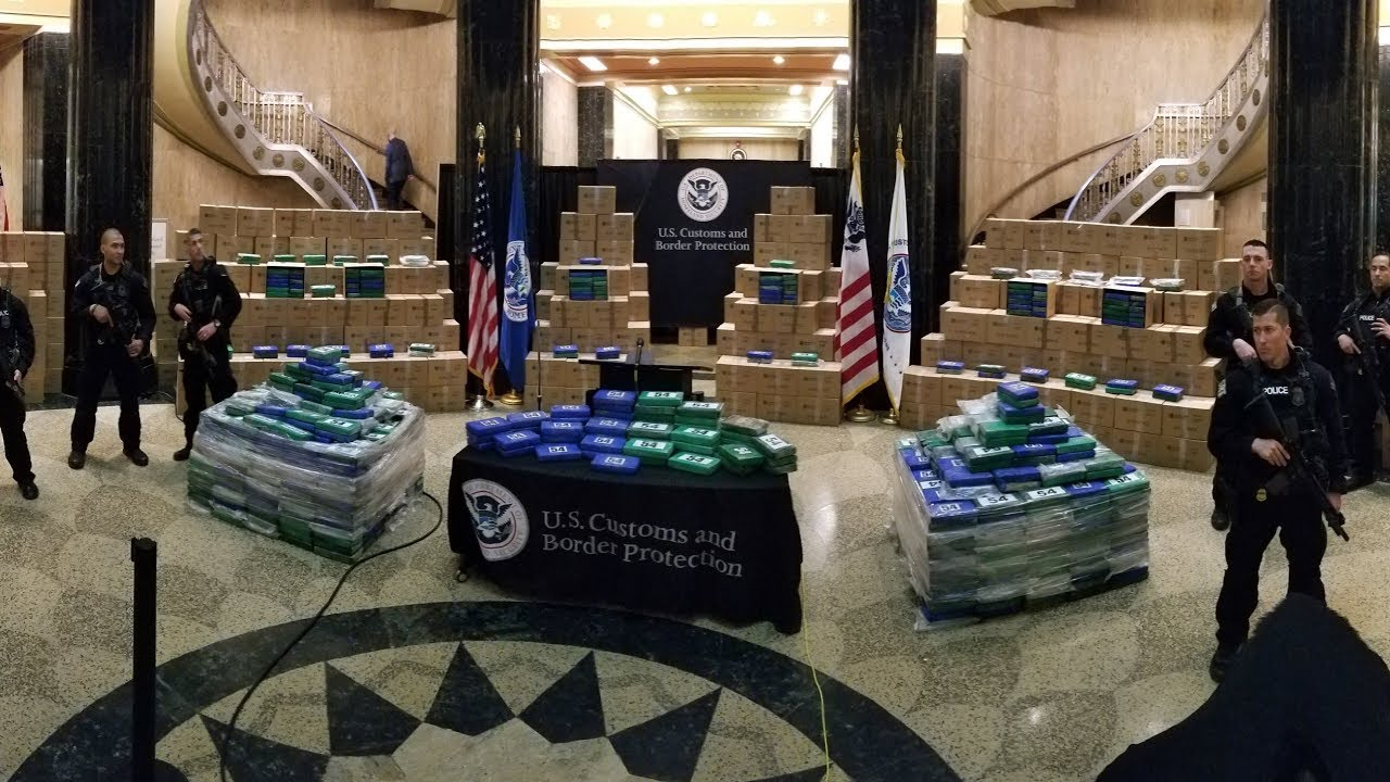 Billion-Dollar Philadelphia Cocaine Bust Largest in US