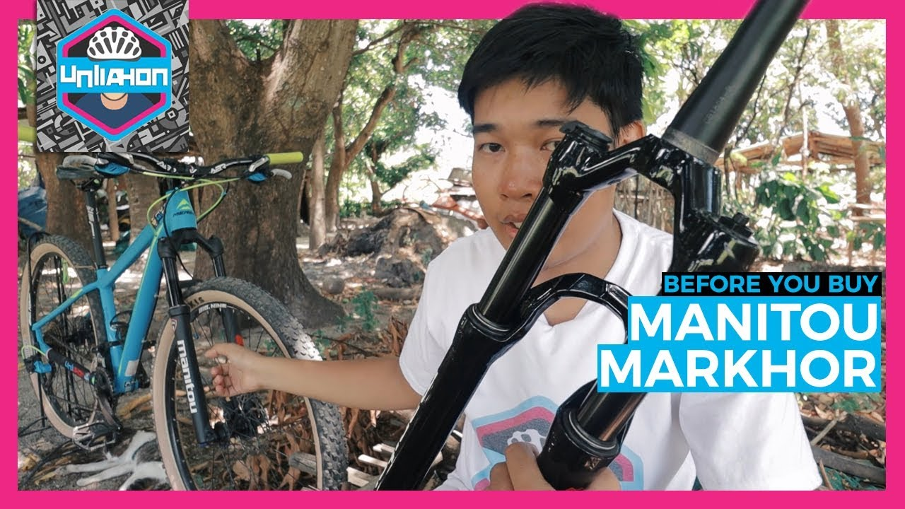 Manitou Markhor Air Fork Review & Ride Impression