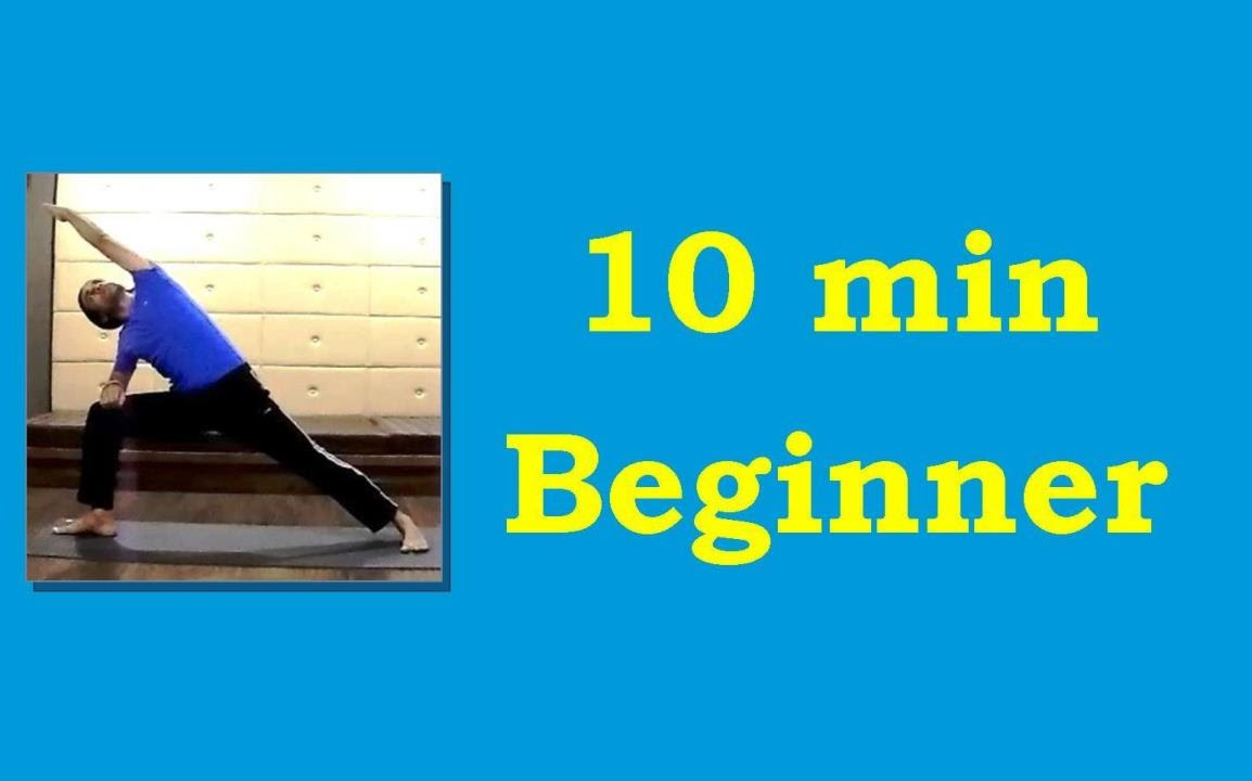 10 Minute Complete Yoga For Beginners