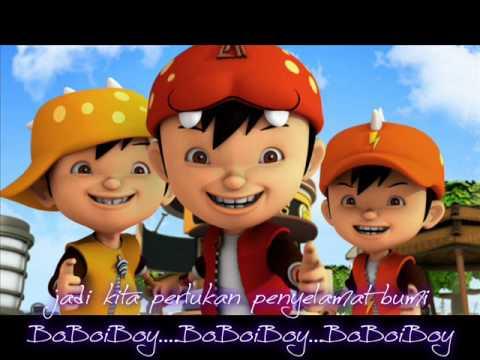 Boboiboy Opening Superhero Kita By Prasetya Anugrah