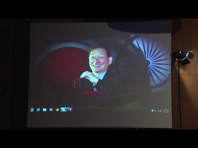 A Fond Farewell & Felicitation of Hon'ble Mr. Ryoji Noda and Play
