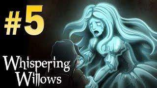 Whispering Willows (Horror) - Walkthrough Part 5 Garden Maze Gameplay 1080p