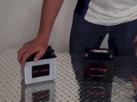 Powersport Battery Cold Cranking Amps