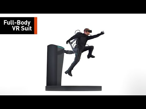 The Full-Body VR Experience