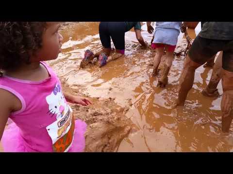 2014 Merrell Down & Dirty Kids Mud Run