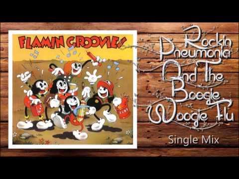 Flamin' Groovies -  Rockin' Pneumonia and the Boogie Woogie Flu (Single MIx)