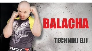 Techniki BJJ: Balacha [Strefa Sztuk Walki]