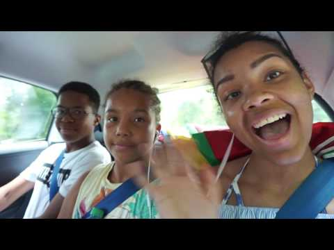 FOLLOW ME AROUND #1 -  A day in Guadeloupe