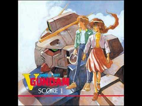 Senjuu Akira - V Gundam
