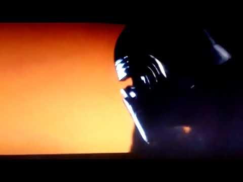 Star wars the last Jedi scene Snoke confronts Kylo Ren (HD Coming soon)