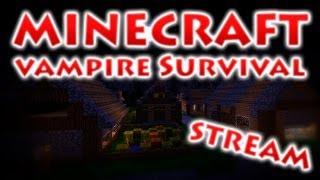 RedCrafting - Стрим - Vampire Survival