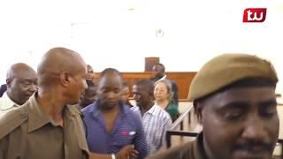 Vilio vyatwala Mahakamani hukumu Malkia wa Tembo