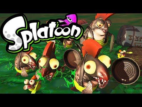 Splatoon Wii U Gameplay - Splatoon 2 Switch News: E3 Tournament & Reveals - Splaturday Night LIVE