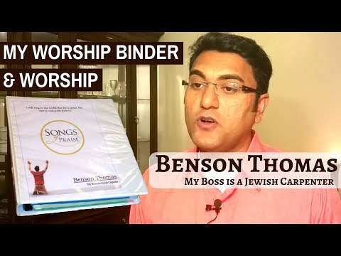 Worship Binder and Worship | Soul talk 02 | Benson Thomas