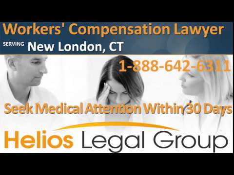 New London Workers' Compensation Lawyer & Attorney - Connecticut