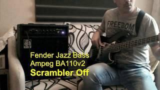 Ampeg BA110 v2 & Fender Jazz Bass