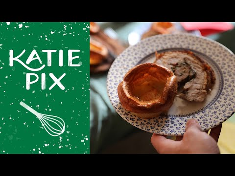 How To Make Yorkshire Puddings Recipe For Christmas | Katie Pix