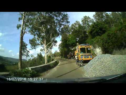 Yercaud to Salem Via Kuppanur - Dashcam - HD