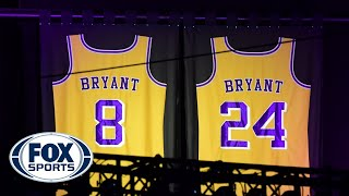 The Celebration of Life for Kobe and Gianna Bryant | FOX SPORTS