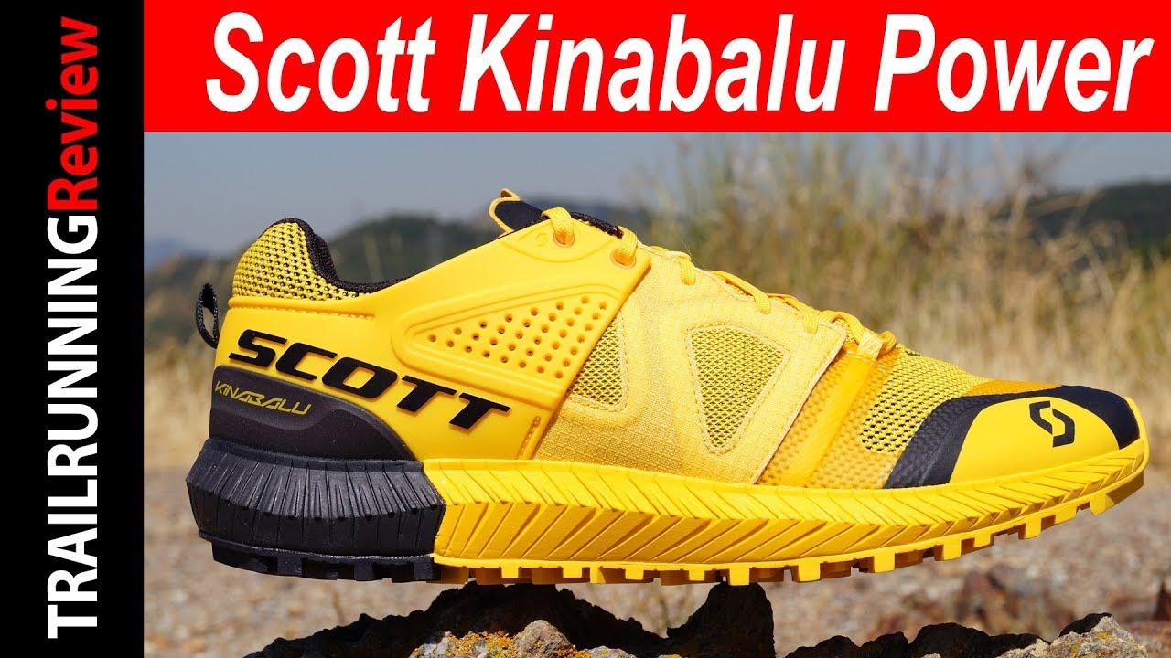 Scott Kinabalu Power Review - YouTube