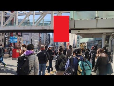 歩道橋 新宿 【閲覧注意】新宿駅の歩道橋で首吊り。30代男性の死亡が確認