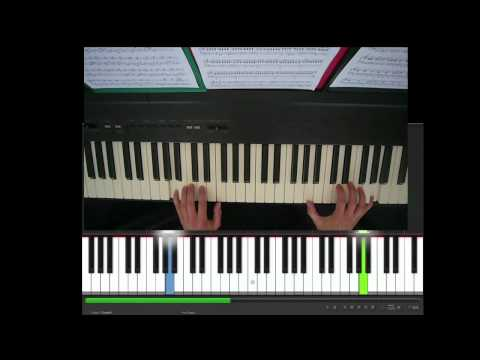 Maxence Cyrin, Lithium, Tutorial, Slow, with sheet