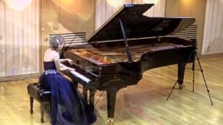 ラヴェル:「鏡」より 4.道化師たちの朝の歌 神尾夏希(ピアノ)