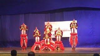 കാണികളെ പിടിച്ചിരുത്തി പറശിനിക്കടവ് മുത്തപ്പ കഥയുമായി സംഘനൃത്തം | Kerala School Kalolsavam 2018