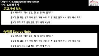 민요/판소리_임용실기_뮤직서커스_흥보가 돈과 쌀을 털어내는 대목