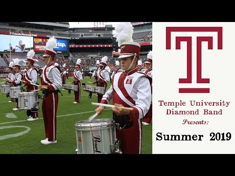 Off The Air: Johnny - Watch Temple Marching Band perform P!ATD, AJR, Billie Eilish and more