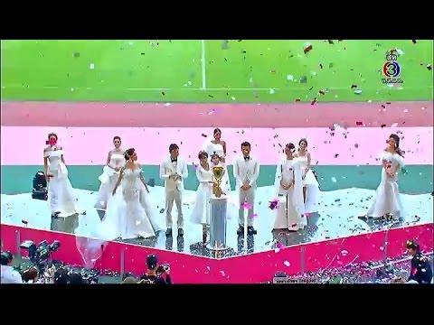 ขบวนพาเหรดละครตัวเต็ม | มหกรรมฟุตบอล 46 ปี ภารกิจรัก | TV3 Official