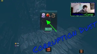 Creativerse: How to find Corruption Dust