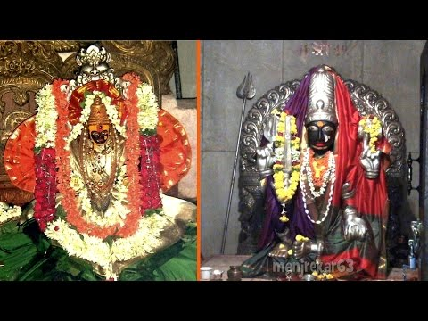 Sri Lakshmi Chandrala Parameshwari Temple, Sannati - Karnataka