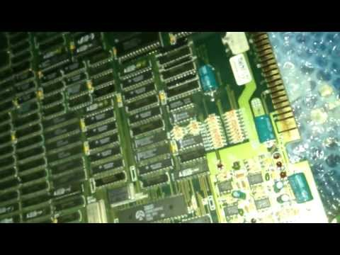 Street Fighter II Champion Edition Bootleg Jamma PCB Part #1 ... on