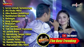 Setia Untuk Selamanya Aku Bukan Jodohnya Mendung Tanpo Udan Om Adella Full Album Terbaru 2021 MP3