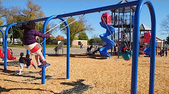 City and Schools partner for new playground