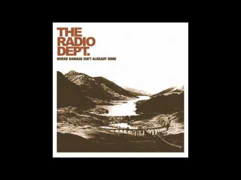 The Radio Dept.- Tell You About My Job