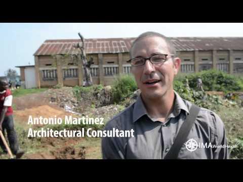 Improving Health in DR Congo, Brick by Brick